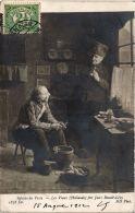 CPA Salon De Paris JULES BENOIT-LEVY Les Vieux Hollande (702793) - Paintings