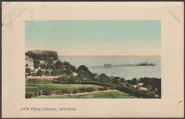 View From Parade, Penarth, Glamorgan, 1909 - Valentine's Postcard - Glamorgan