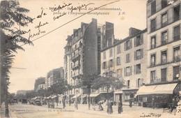 75020-PARIS- BOULEVARD MENILMONTANT PRES DE L'IMPASSE MONTPLAISIR - Arrondissement: 20