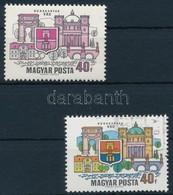 ** 1969 Dunakanyar 40f, Látványos Tévnyomat: Hiányzó Kék és Sárga Színnyomatok. A Szakirodalomban és A Bélyegkereskedele - Stamps