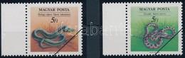 ** 1989 Hüll?k ívszéli Tévnyomat Pár MINTA, Luxus Darab RRR! (50.000) - Stamps