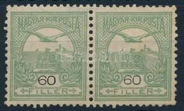 ** 1900 Turul 60f Pár (48.000) (rövid Fogak / Short Perfs) - Stamps