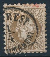 O 1867 Magyar Posta Romániában 15sld ,,(BUCA)REST (RECO)MMANDIRT' (44.000) - Stamps