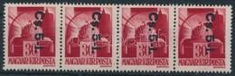 ** 1946 Bet?s Cs. 5-I Négyescsík - Stamps