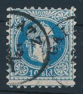 O 1867 Magyar Posta Romániában 10sld ,,(GA)LATZ' (33.000) - Stamps