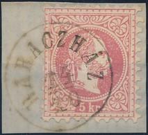 1867 5kr 'BARACZHÁZ' (Gudlin 600 Pont) - Stamps