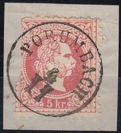 1867 5kr 'PORUMBACH' (Gudlin 600 Pont) - Stamps