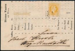 1870 2kr Nyomtatványon ,,BESZTE(RCZE)BÁNYA' - ,,VÁG ÚJHELY' - Stamps