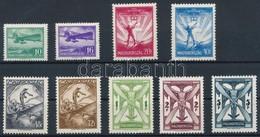 1933 Repül? újragumizott Sor (*40.000) - Stamps