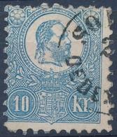 O 1871 K?nyomat 10kr - Stamps