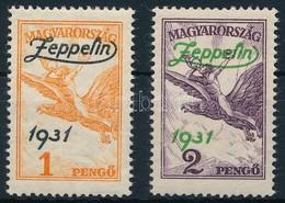 ** 1931 Zeppelin Sor (24.000) - Stamps