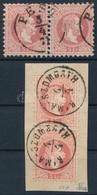 O 1867 5kr Vízszintes és Függ?leges Párok - Stamps