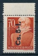 ** 1946 Bet?s Cs 5-I/ 70f Fordított Felülnyomással (16.000) - Stamps