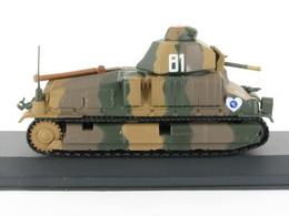 Maquette Neuve Blindé Somua S-35 1/43 1er DLM  Quesnoy 1940 En Présentoir Prix Pour L'achat De Plusieurs Véhicules Milit - Chars