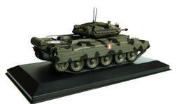 Maquette Neuve 1/43 Cruser Tank Mk VI Crusader III Division Pichon Tunisie 1943 - Tanks