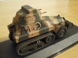 Maquette Neuve AMC Schneider P16 (M29)  Anti Mines 1/43 En Présentoir 1 Ere GRDI Mettet (Belgique) 1940 En Présentoir - Tanks