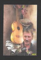 ARTISTES - CÉLÉBRITÉS - CHANTEUR ET MUSICIENS - JOHNNY HALLYDAY UNE DE SES BELLES PHOTOS - Singers & Musicians