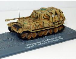 Maquette Neuve1/43 Panzer Jäger Tiger (P) Elefant Sd.Kf3.1841  1/43   1Kp.Sch-PzJg.abt.653  Anzio Italie 1944 - Tanks