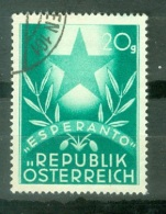 Autriche  Yvert  770   Ou   Michel  935  Ob  TB - 1945-.... 2nd Republic