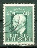 Autriche  Yvert  772   Ou   Michel  941  Ob  TB - 1945-.... 2nd Republic