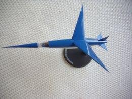 Maquette 1/43 Vaisseau SX1 Blake Et Mortimer Le Secret De L'espadon 1/43 - Airplanes & Helicopters