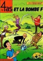 Chaulet / Craenhals - Les 4 As Et La Bombe F - Casterman - 4 As, Les