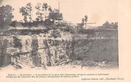 08 - Bavay - La Carrière à 200m De La Gare - Occupe 80 Ouvriers  - Dirigée Par M.Chevalier Fils De Chauny - France