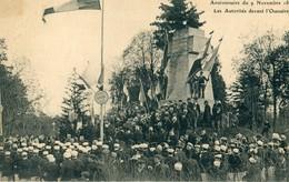 45 - Coulmiers : Anniversaire Du 9 Novembre 1870 - Les Autorités .... - Coulmiers