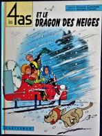 Les 4 As  N° 7 - Les 4 As Et Le Dragon Des Neiges - Casterman - ( 1988 ) . - 4 As, Les