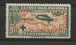 R03.G15/ SPAIN, EDIFIL 369**, 1927 - Ungebraucht
