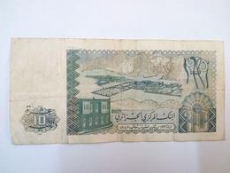 Un Billet De Dix Dinars Algériens - Algeria
