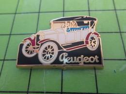 712e Pin's Pins / Beau Et Rare : Thème AUTOMOBILE / TACOT PEUGEOT ANNEES 20 LEGER RELIEF Par HELIUM PARIS - Peugeot