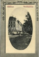 T3 Brassó, Kronstadt, Brasov; R. K. F?gimnázium / R. K. Obergymnasium / Catholic School (EK) - Postcards