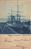 T2/T3 1900 Vladivostok, Russian Battleship In Drydock, Ga (EK) - Postcards