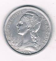 2 FRANCS 1973 (mintage 500000ex.) REUNION /4004G/ - Reunion