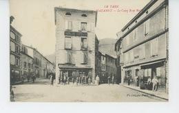 MAZAMET - Le Cours René Reille - Mazamet