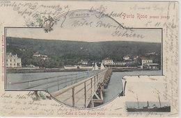 Porto Rose - Oesterr. Frankatur - 1903         (A-71-180710xx) - Slowenien
