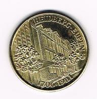 &   B5 EUPEN HEIDBERG  1706 - 1981  - 2.000 EX. - Tokens Of Communes