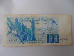 Algérie: One Dinar 1981 - Algeria