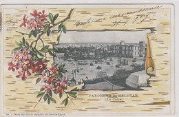 Panorama De Hélouan (Le Caire) - 1904        (A-71-180710xx) - Ägypten