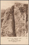 Rock Of Ages, Burrington Combe, Somerset, C.1920s - Postcard - England