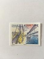 (2018) - Europa - Les Ponts - Passerelle De L'Europe, Pont Des Deux Rives - Neufs