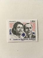 (2018) - Lucie Et Raymond Aubrac - Neufs