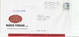 St.Post.4586B - STORIA POSTALE - USO SINGOLO E MULTIPLO DEI FRANCOBOLLI DELLA REPUBB. ITALIANA VIAGGIATI NELL' ANNO 1999 - 6. 1946-.. Repubblica