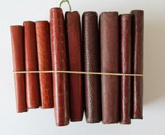 Lot De 9 Agendas Calendrier 1950-51-52-53-54-55-56-57-58 - Calendars