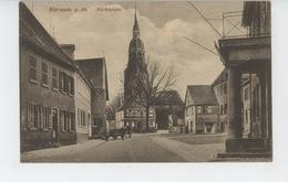 ALLEMAGNE - NIERSTEIN A.Rh. - Marktplatz - Nierstein
