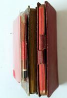 Lot De 3 Agendas Calendrier 1938-1947-1967 - Calendars