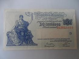 Argentina : 50 Centavos - Argentina
