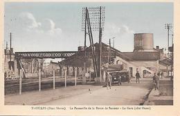 THOUARS - ( 79 ) - La Gare - Thouars