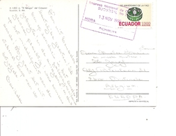 Equateur ( CP De 1995 De Pichincha Vers La Belgique à Voir) - Ecuador